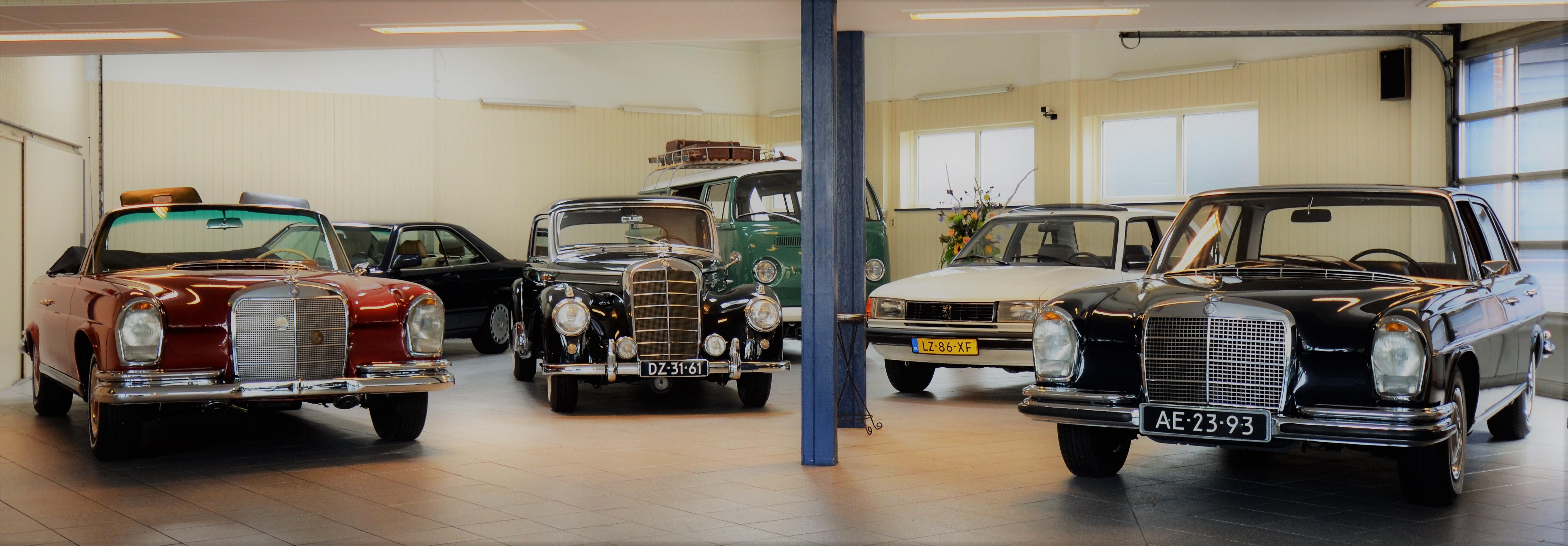 sloetjes classic cars